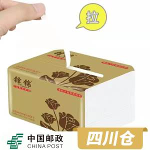 四川邮政-纸巾